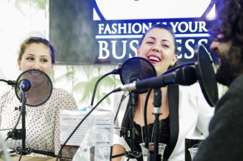 Liza Kindred and Rachael Baxter on Fashion Is Your Business Podcast