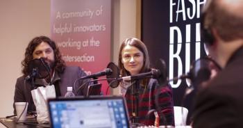 Olga Vidisheva of Shoptiques on Fashion Is Your Business podcast 3