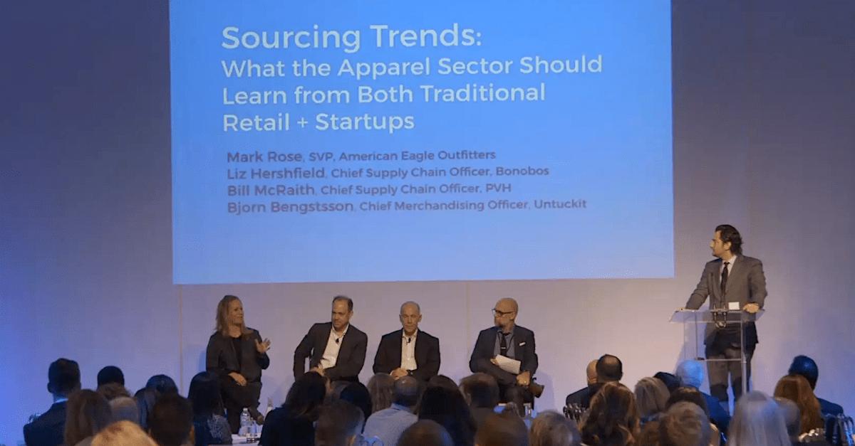 Sourcing trends